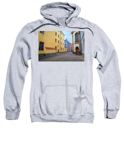 An Innsbruck Street Sweatshirt