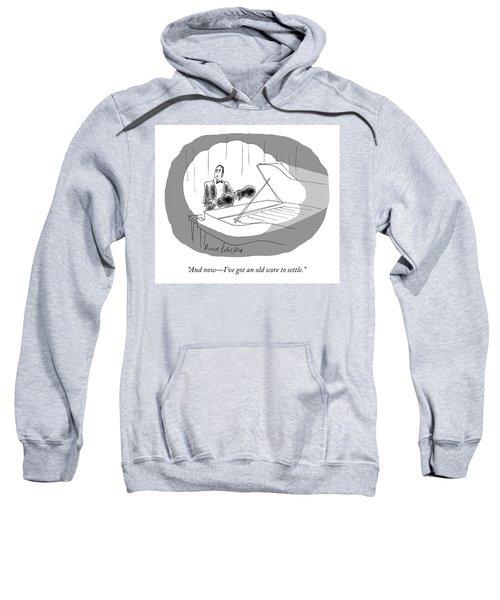 An Old Score Sweatshirt