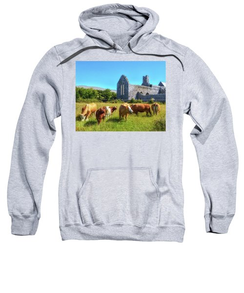 Ancient Cows Sweatshirt