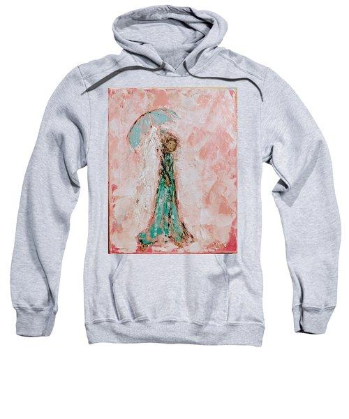 Angel By Your Side Sweatshirt