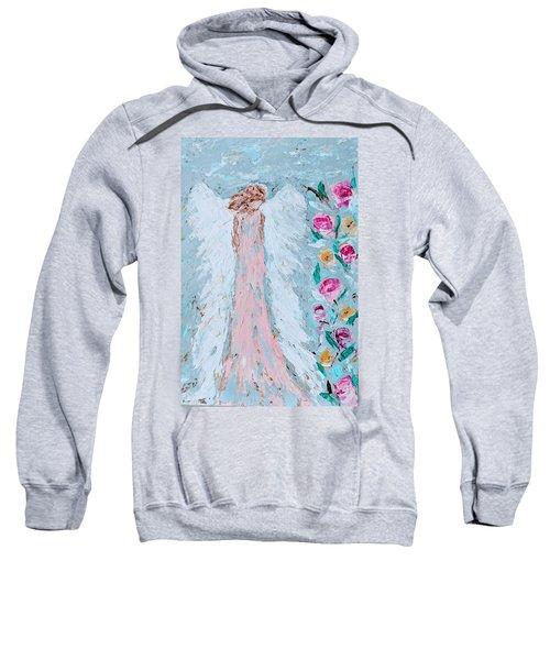 Angel For Childbirth And Sweatshirt