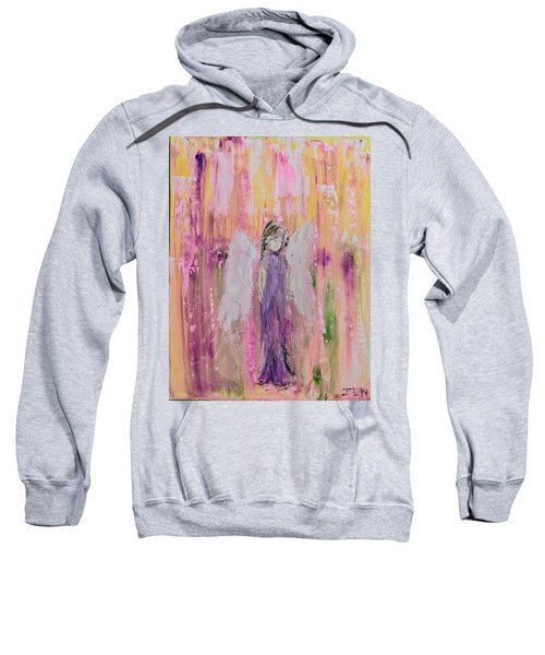 Angel In  Paradise Sweatshirt