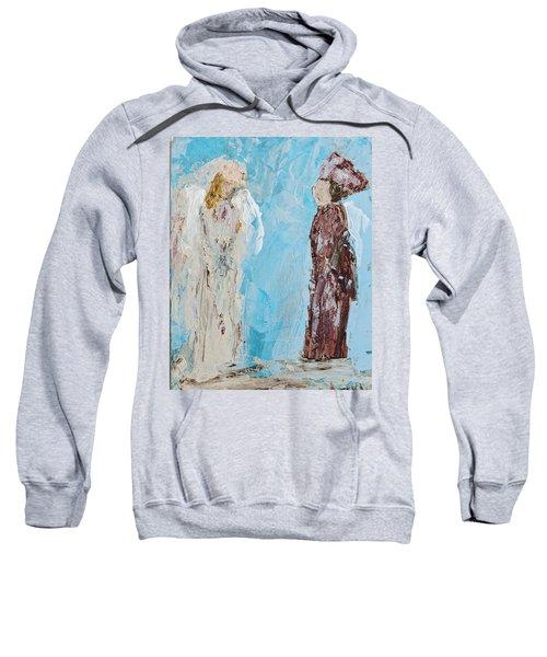 Angel Of Wisdom Sweatshirt