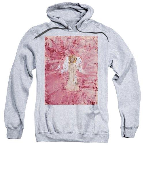 Angel Was Lost But Now Is Found  Sweatshirt
