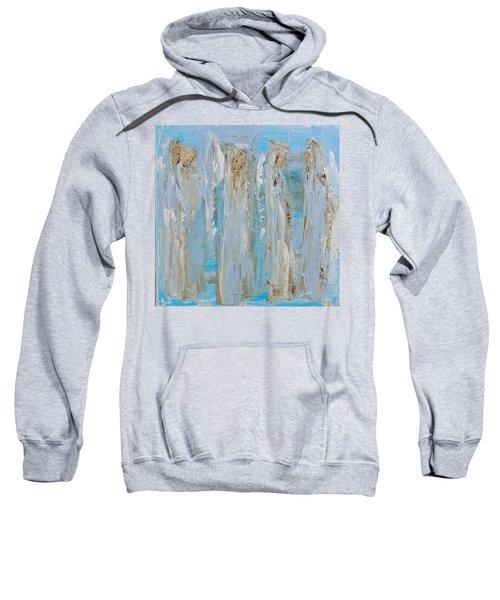 Angels Coming Together Sweatshirt