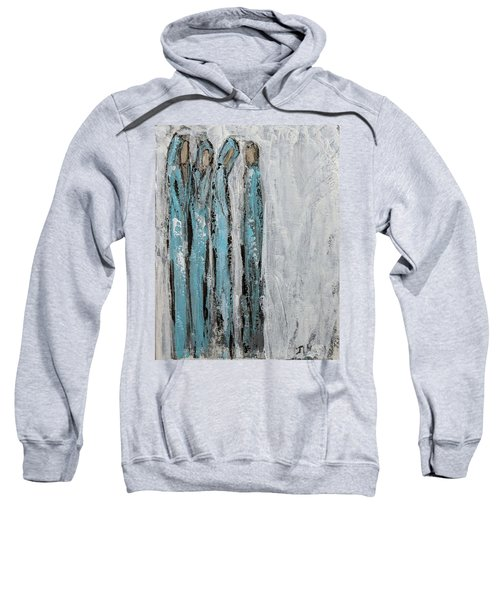 Angels For Forgiveness  Sweatshirt