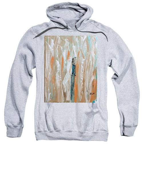 Angels In The Midst Of Every Day Life Sweatshirt