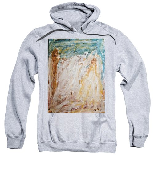Angels Of Peace Sweatshirt