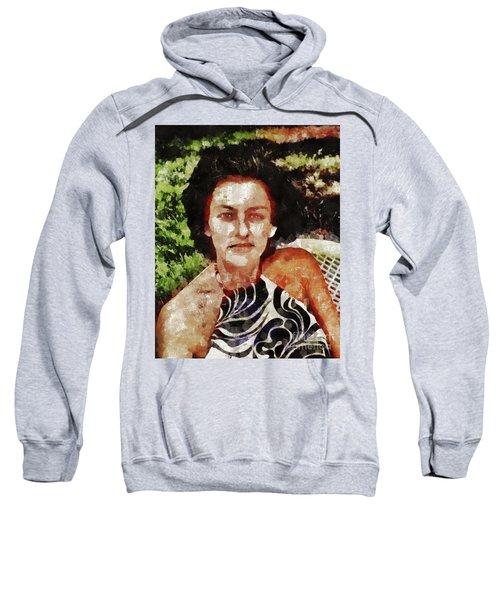 Anne Sexton, Literary Legend Sweatshirt