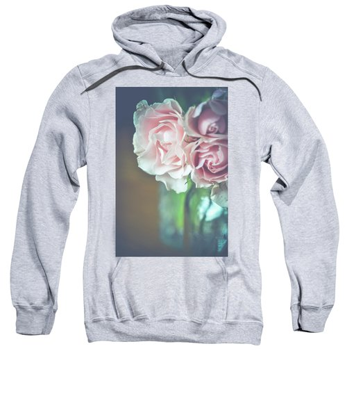 Antique Roses Sweatshirt
