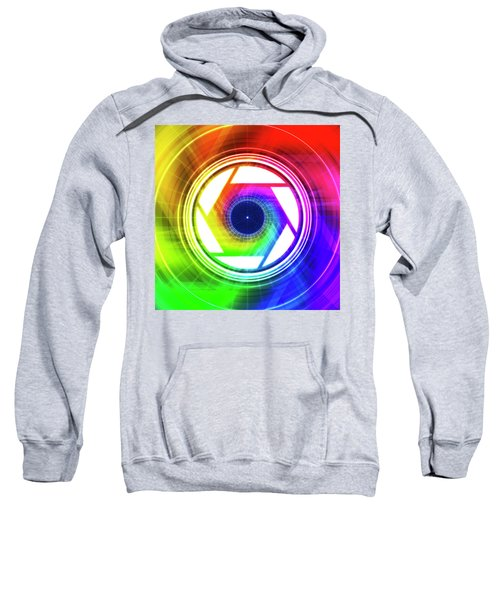 Aperature Sweatshirt