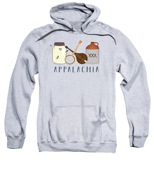 Appalachia Music Sweatshirt