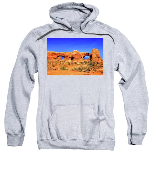 Arches Moon Eye Sweatshirt