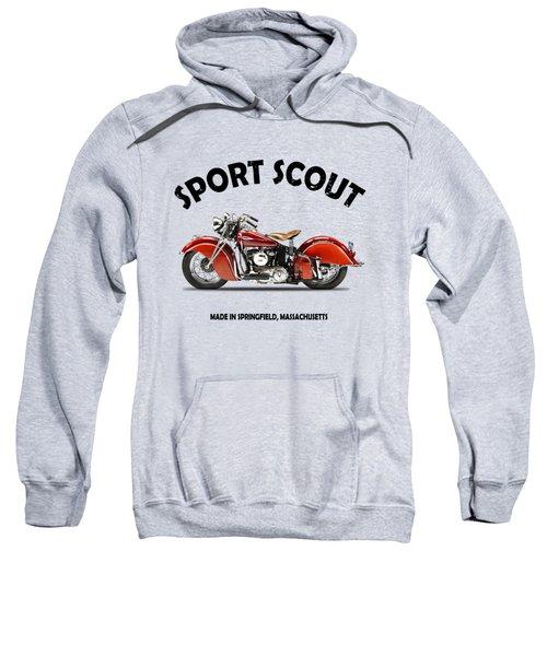 Indian Sport Scout 1940 Sweatshirt