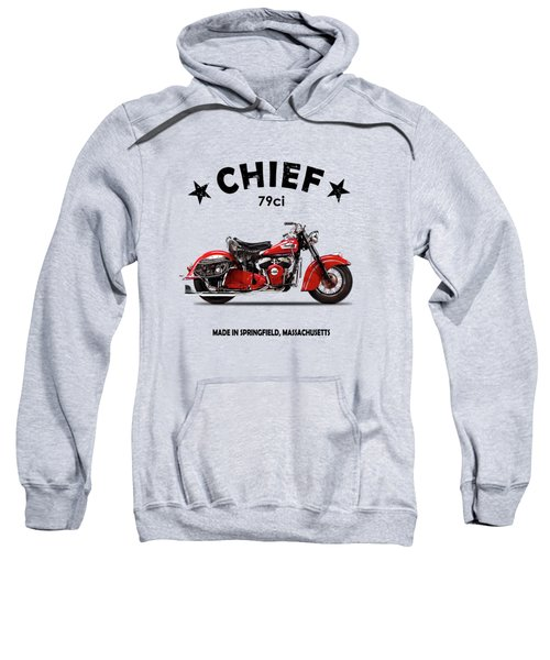 Indian Chief 1950 Sweatshirt