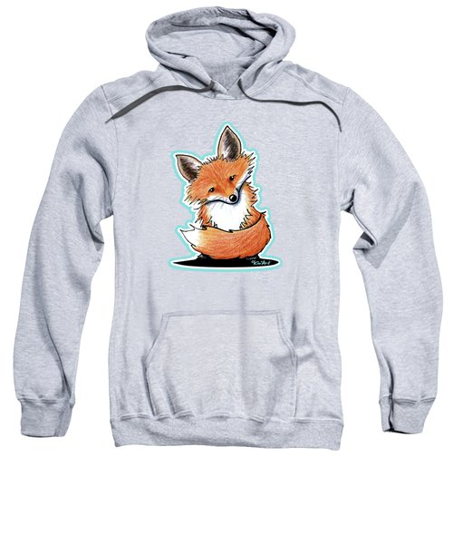 Kiniart Red Fox Sweatshirt