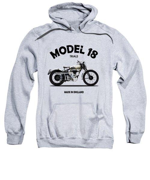 Norton Model 18 Trials 1938 Sweatshirt