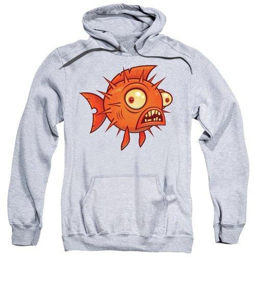 Pufferfish Sweatshirt