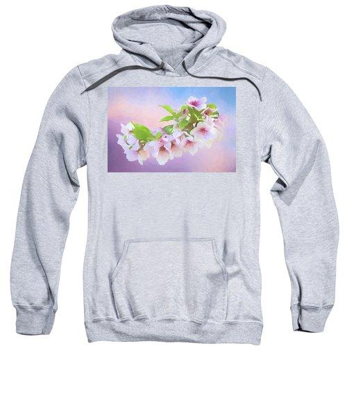 Charming Cherry Blossoms Sweatshirt