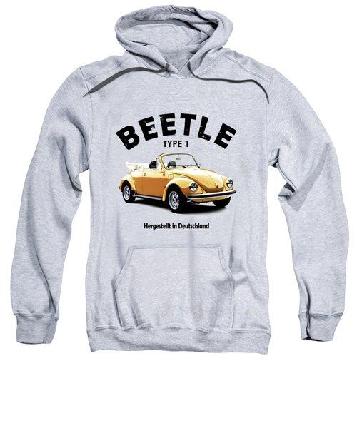 Vw Beetle 1972 Sweatshirt