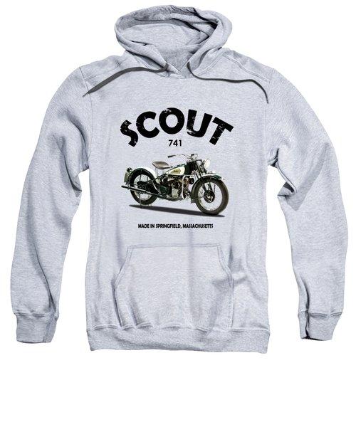 Indian Scout 741 1941 Sweatshirt