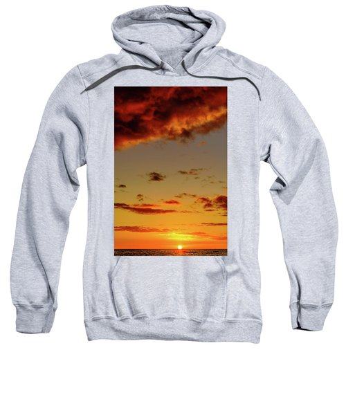 As The Sun Touches Sweatshirt