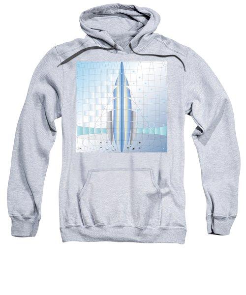 Atomic Rocket Sweatshirt