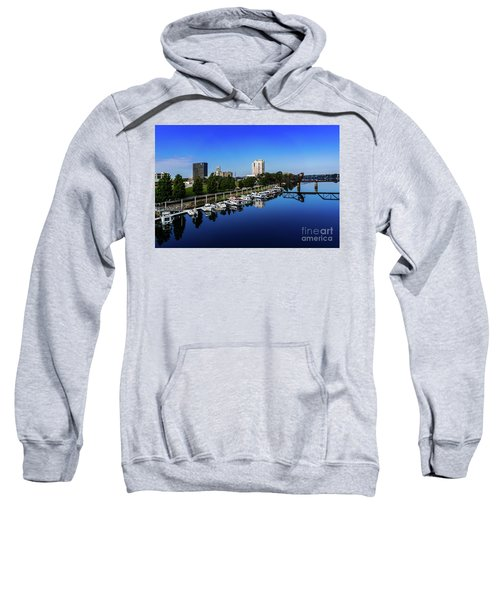 Augusta Ga Savannah River 2 Sweatshirt