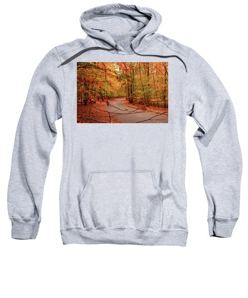 Autumn In Holmdel Park Sweatshirt