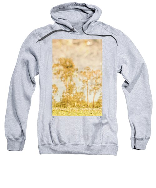 Autumn Puddles Sweatshirt