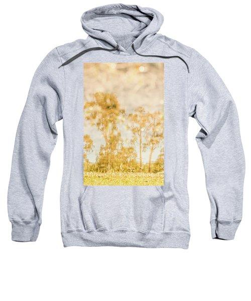 Autumn Puddles Sweatshirt