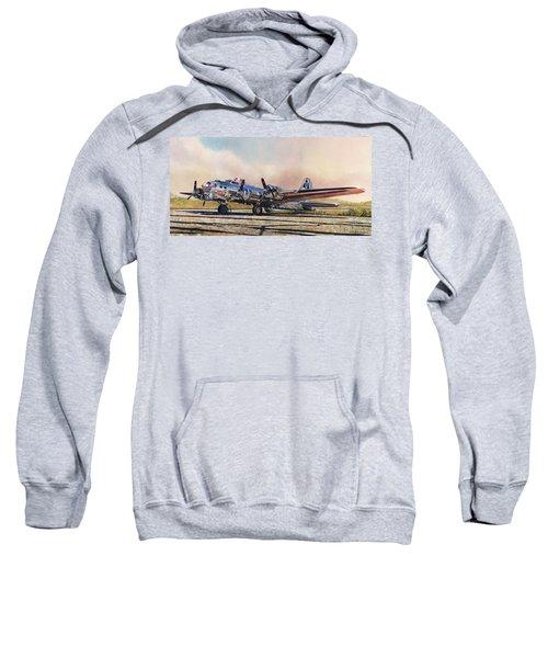 B-17g Sentimental Journey Sweatshirt