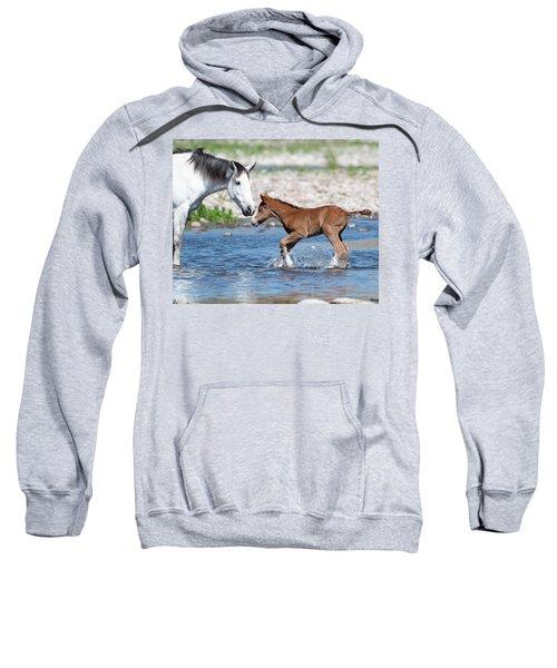Baby's First River Trip Sweatshirt