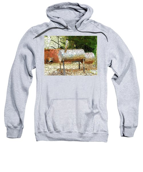 Backyard Grill 1 Sweatshirt