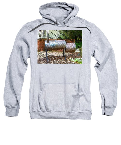Backyard Grill 2 Sweatshirt