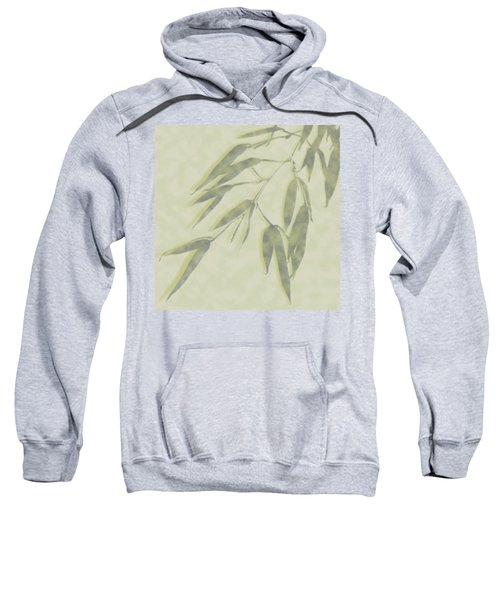Bamboo Leaves 0580c Sweatshirt
