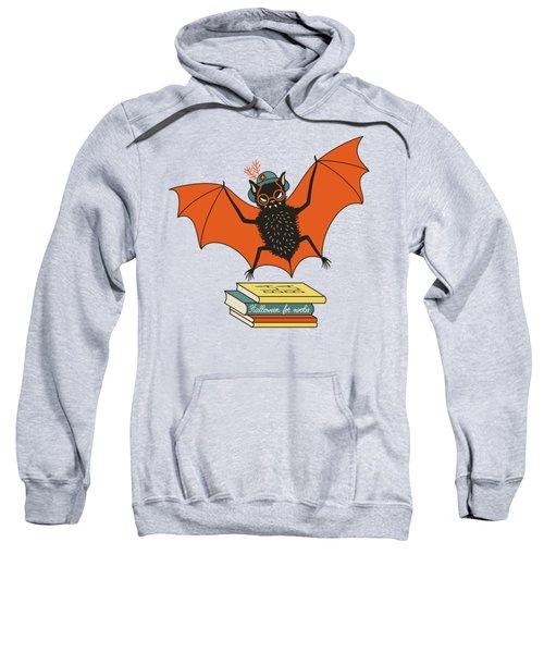 Bat Granny Librarian Book Lover  Sweatshirt