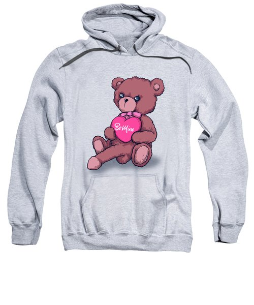 Be Mine Bear Sweatshirt
