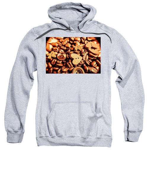 Beans And Buttons Sweatshirt