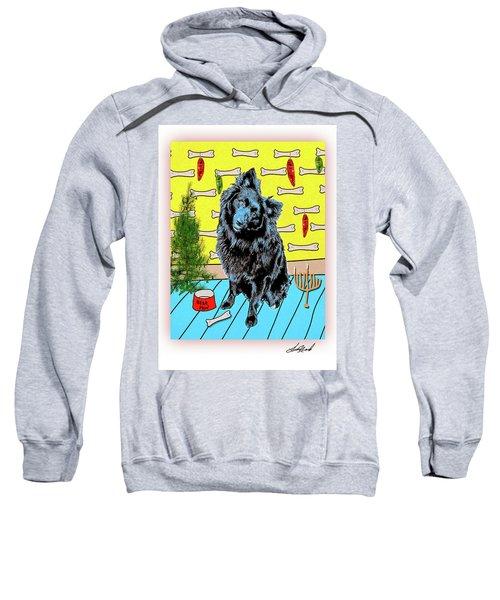 Bear Paw Holiday Sweatshirt