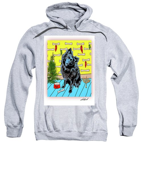 Bear Paw Holiday Sweatshirt