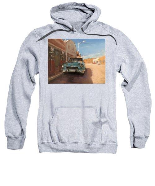 Beautiful Downtown Lowell, Arizona Sweatshirt