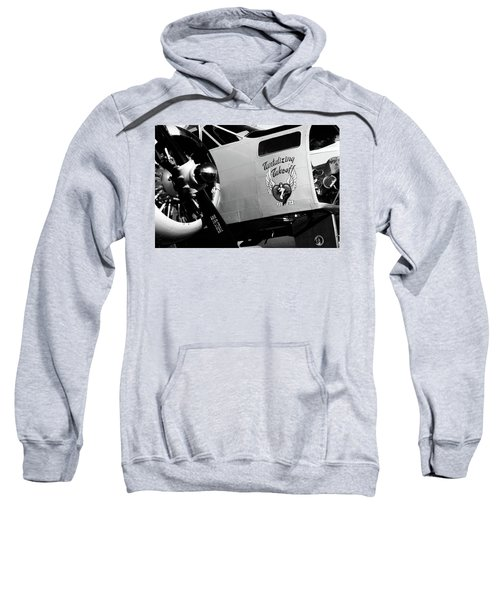 Beech At-11 Bw Sweatshirt