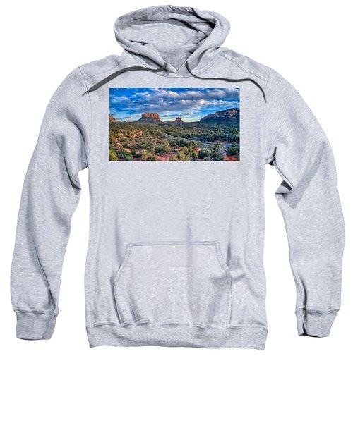 Bell Rock Scenic View Sedona Sweatshirt