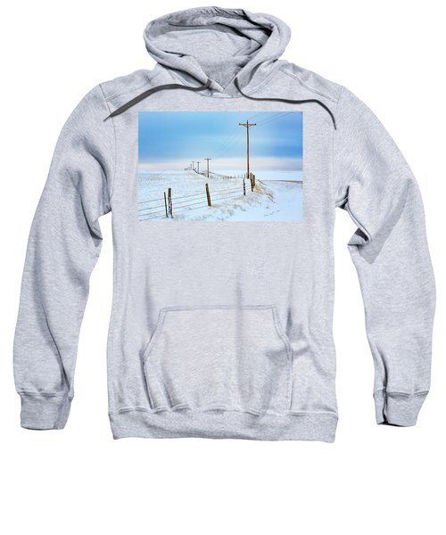 Bend In The Road Sweatshirt