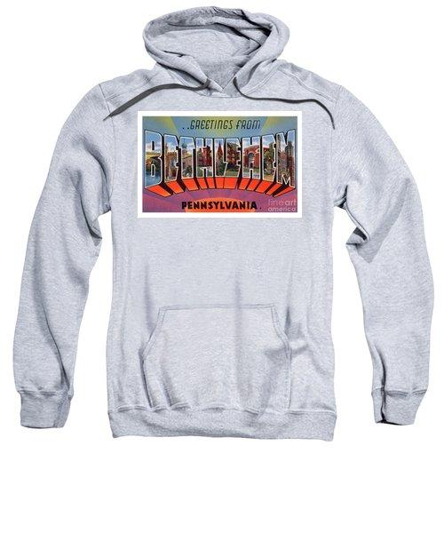 Bethlehem Greetings Sweatshirt