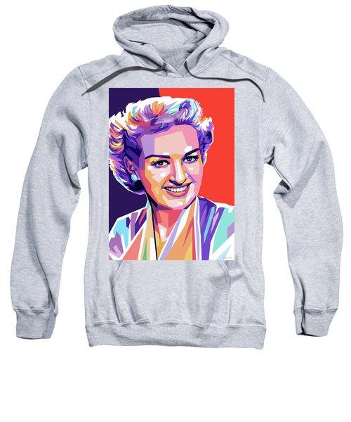 Betty Grable Pop Art Sweatshirt