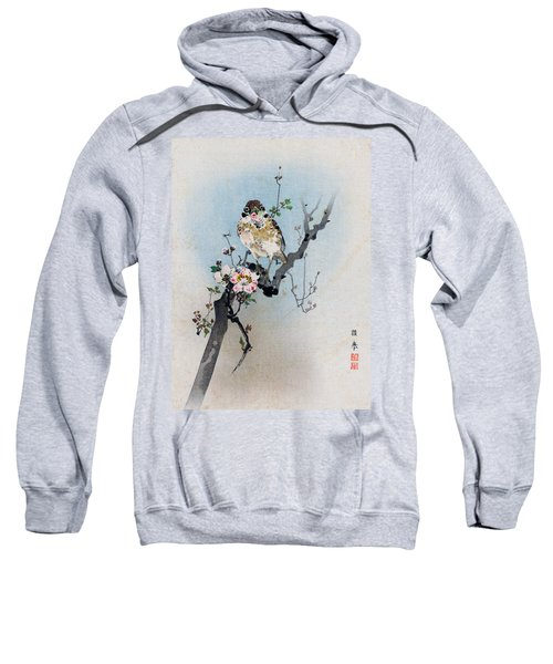 Bird And Petal Sweatshirt