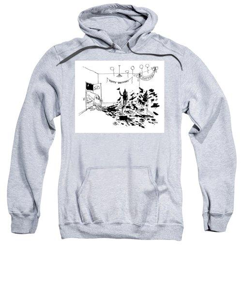 Birthday Surprise Sweatshirt