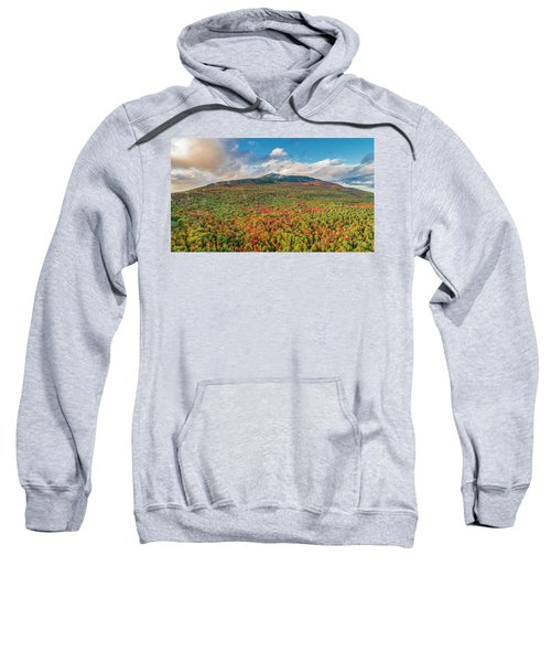 Blanketed In Color Sweatshirt
